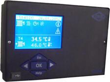 OEG Universal Heizungsregler KMS-D bei Pellets, Gas, Solar, Öl, Heizkreis