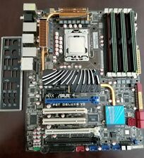 ASUS P6T Deluxe V2 LGA 1366 X58 Intel Motherboard & i7-950 3.06GHz CPU w/6GB RAM