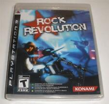 Ps3 Rock Revolution Factory Sealed brand new