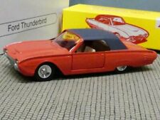 1/43 Solido Ford Thunderbird orange