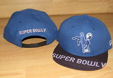 factory authentic 62ed3 f4c94 Baltimore Colts NE 9FIFTY Super Bowl V Snapback Mens Hat Cap - SB visor