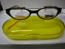 NICKELODEON NIC  I CARLY  Style BAND  in BROWN  46-16-130  Eyeglass Frames