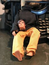 Vintage Lot: Big Jim Action Figure & G.I. Joe Clothes 1970's