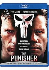 The Punisher (Tom Jane, John Travolta) BLU-RAY NEUF SOUS BLISTER