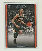 2018-19 Panini Chronicles STUDIO #290 MIKAL BRIDGES RC Rookie Phoenix Suns