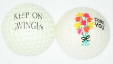 Souvenir Magnet vintage Golf Ball Lot