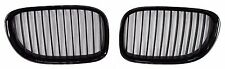 Front Grille Glossy Black For BMW F01 F02 7-SERIES 2009-2015 730d 740i 750i
