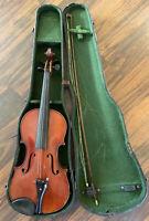 Antonius Stradivarius Violin Made By Roth & Lederer With R&L Trade Mark 97 76