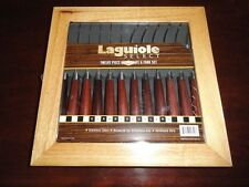 Laguiole Select Stainless Steak Knive & Fork set of 12