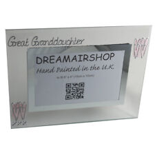 Great Granddaughter Gift Picture Photo Frame: Landscape