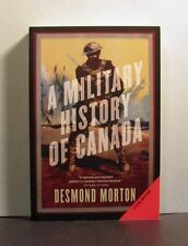 Military History of Canada, Fifth Edition, 2007