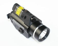 Laserspeed CL2 Compact Green Laser Sight and LED Flashlight Combo