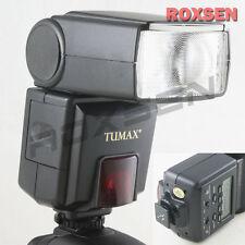 TUMAX DPT386AFZ Auto TTL LCD Flash For Pentax AF-540FGZ K20D K10D K200D K-7 5 r