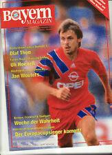 BL 92/93 FC Bayern München - SV Werder Bremen