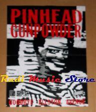 POSTER punk PROMO PINHEAD GUNPOWDER GOODBYE 56 X 43 cm NO cd dvd vhs lp live mc