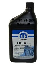 1l ORIGINAL MOPAR ATF+4 Automatic Transmission Fluid Chrysler Dodge Jeep