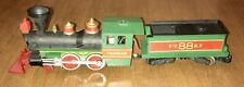 VINTAGE 1959 AMERICAN FLYER FRONTIERSMAN TRAIN SET with TRANSFORMER