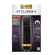 Andis Styliner II 2 corded trimmer Close cutting #26700