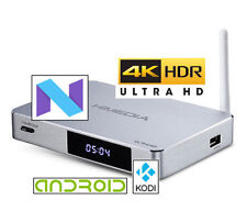 HiMedia Q5 Pro Android 7 Ultra-HD 4K60 HDR Android Kodi Media Box