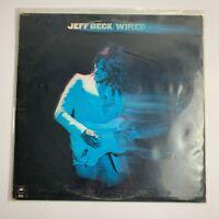 Jeff Beck Wired original vinyl LP Record