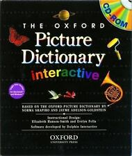 The Oxford Picture Dictionary Interactive CD-ROM: Single user CD-ROM (Oxford Pic