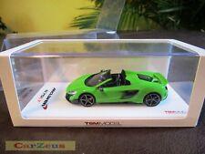 1:43 TSM, 2016 McLaren 675LT Spider, Mantis Green