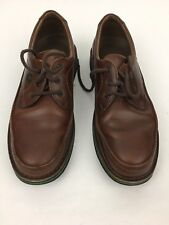HUSH PUPPIES MENS 10M  THE BODY MALL WALKER CASUAL SHOES OXFORDS