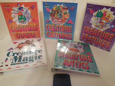 SPECIAL NEEDS EDUCATION Laureate Learn Sys Set The Creature Games