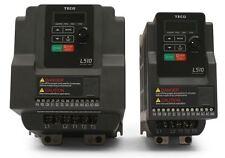 1 HP 230V 1PH INPUT 230V 3PH OUTPUT TECO VARIABLE FREQUENCY DRIVE L510-201-H1-U