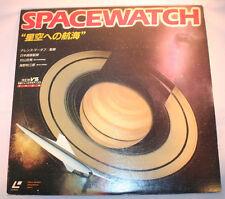 Laserdisc (y)  * Spacewatch * Rare Catalog # SW071  (1.33:1) (2 Sides) (CAV)