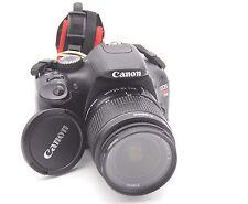 Canon EOS 550D / Rebel T2i / Kiss X4 18MP DSLR Camera w/ EF-S 18-55mm f/3.5-5.6