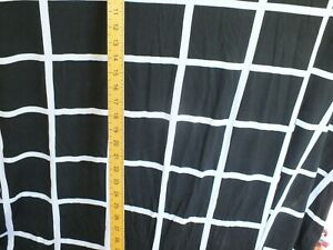 cotton jersey lycra  checked