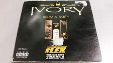 IVORY - Relax & Party  (Maxi-CD)  FUNKMASTER FLEX