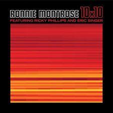Ronnie Montrose - 10 x 10 - New CD Album