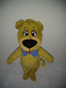 """BOO BOO BEAR 7.5"""" Plush Doll HANNA-BARBERA Yogi Bear Cartoon Warner Bros."""