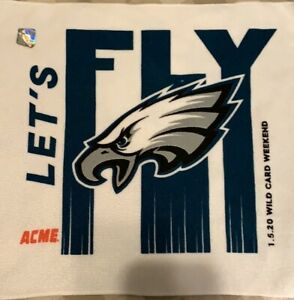 Philadelphia Eagles Playoff Rally Fan Towel