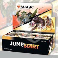 MAGIC: THE GATHERING JUMPSTART BOOSTER BOX FACTORY SEALED | MTG