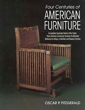 Four Centuries of American Antique Furniture / In-Depth Illustrated Book