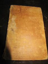 SCARCE AN ACCOUNT OF J.C. RIDER SPRINGFIELD SOMNAMBULIST BY L.W. BELDEN 1834
