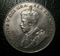 Old Canadian Coins Highgrade 1931 Canada 5 Cents BEAUTY