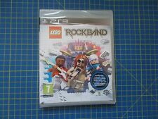 LEGO Rock Band - Game Only (PS3) New Factory Sealed