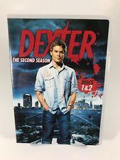 Dexter - Season 2 Disc 1 & 2 - DVD Disc Only - Replacement Disc