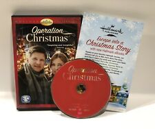 Hallmark Holiday Collection - Operation Christmas  DVD - Ultra RARE & OOP Film