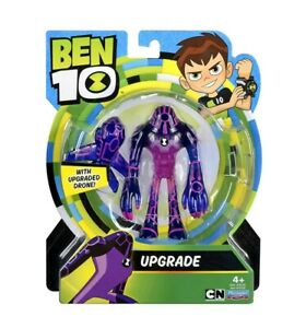 Ben 10 UPGRADE Action Figure with Upgraded Drone Playmates Toys NUOVO