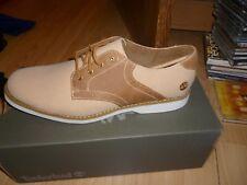 Para hombre Timberland Oxford Stormbuck Ortholite para tamaño del zapato 9.5 Reino Unido New.A18W9