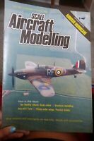 SCALE AIRCRAFT MODELLING  VOL.12  NUMBER 11  AUG 1990  MAGAZINE Hawker Hurricane