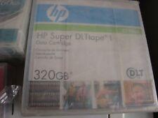 HP Super DLTtape 1 SDLT1 C7980A 320GB