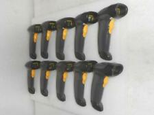 Lot Of 10 Symbol LS2208-SR0007 Handheld Barcode Scanner *No Cable*