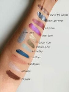 Almay Velvet Foil Creme Eyeshadow  Many Shades You Choose New in Box
