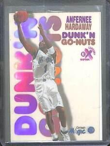1998-99 Skybox EX Century Dunk'n Go-Nuts #17 Anfernee Hardaway